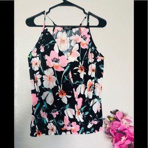 Express floral print top